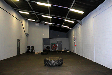 Nanticoke Fitness Center Rec Room