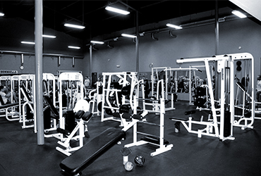 Nanticoke Fitness Center Cable Machines