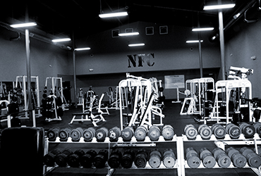 Nanticoke Fitness Center Free Weights and Cable Machines