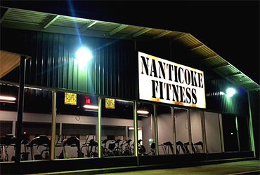 Nanticoke Fitness Center New Location